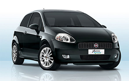 At last its here ; The Fiat Punto, aka Grande Punto, and its damn worth the