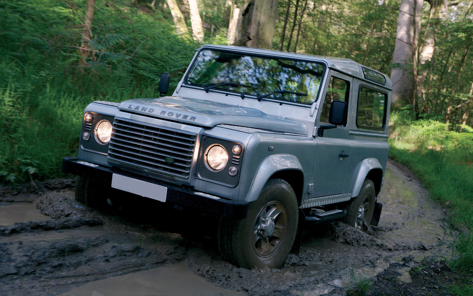 as of the Defender