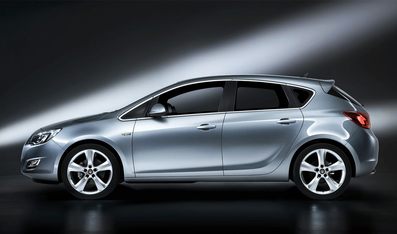 Dit is de Chevrolet Cruze